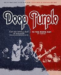 Cover Deep Purple - From The Setting Sun In Wacken... To The Rising Sun In Tokyo [DVD]